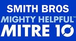 Smith Bros Hardware. Logo